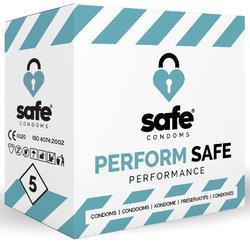 Safe perform condooms