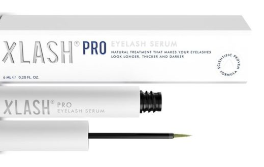 xlash pro eyelash serum 6ml