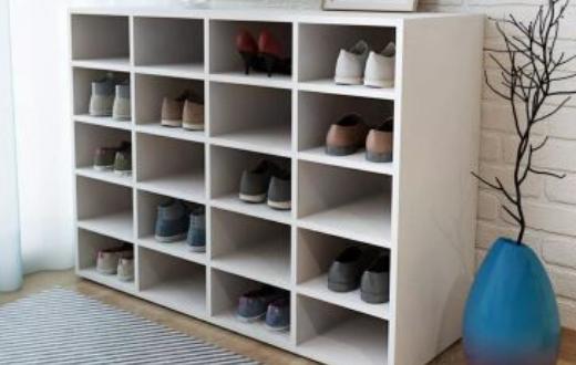vidaxl schoenenrek kopen