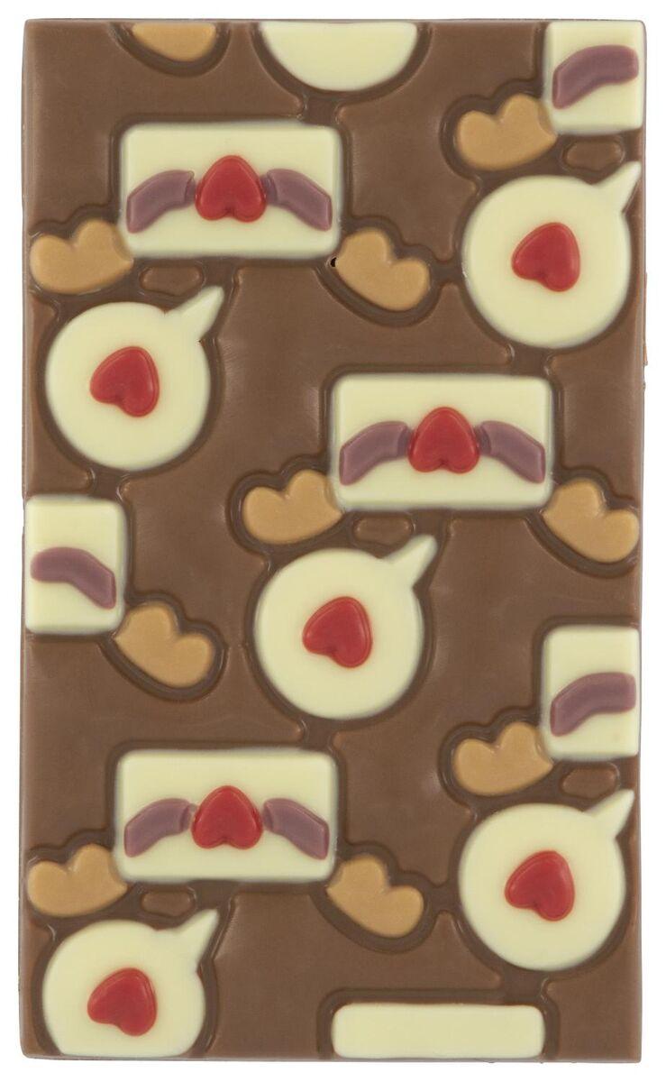 hema valentijnsdag chocoladereep