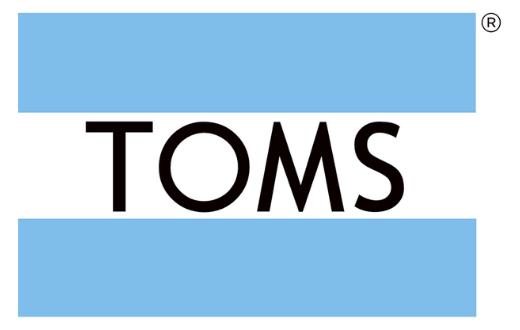 toms webshop