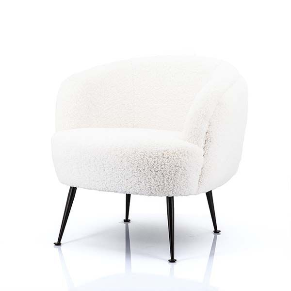 woononline fauteuil babe wit