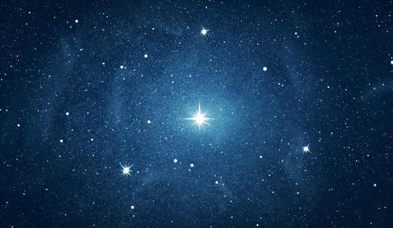 persoonlijk cadeau geef een ster cadeau