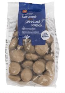 karamel zeezout kruidnoten