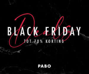 pabo black friday