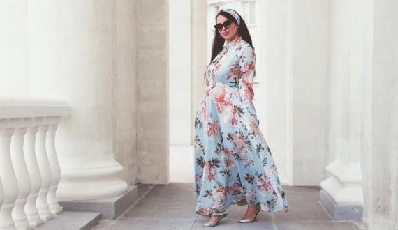 zomerse maxi jurken