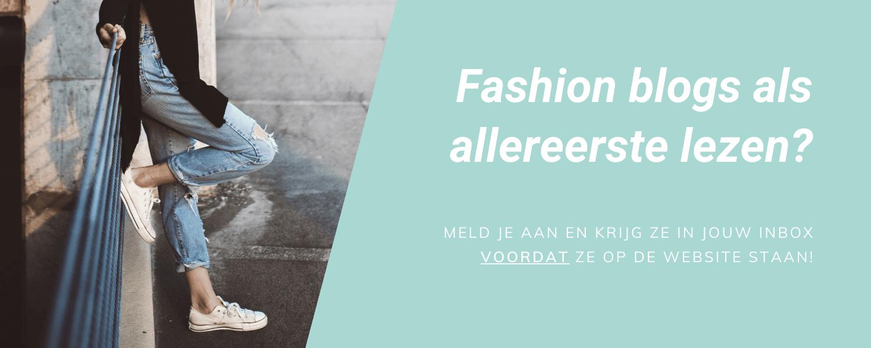 Nieuwsbrief verwijzing - Fashion