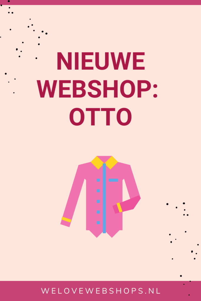 otto webshop pin
