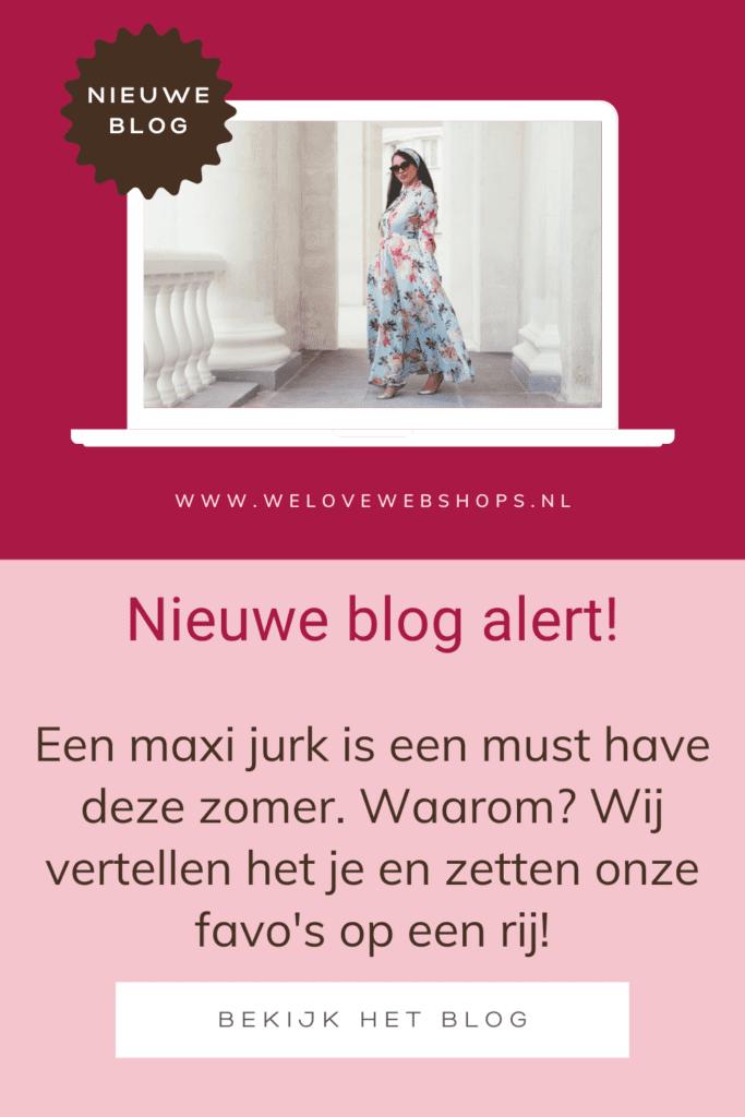 nieuwe blog pin maxi jurk