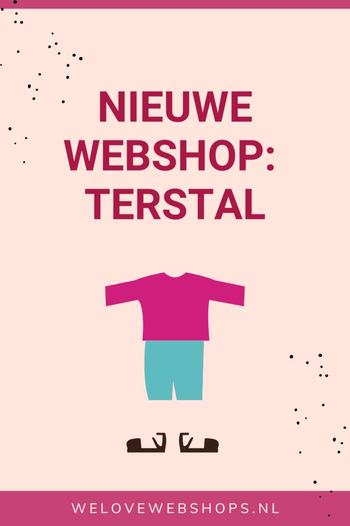 terstal webshop pin