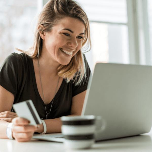 korting online shoppen