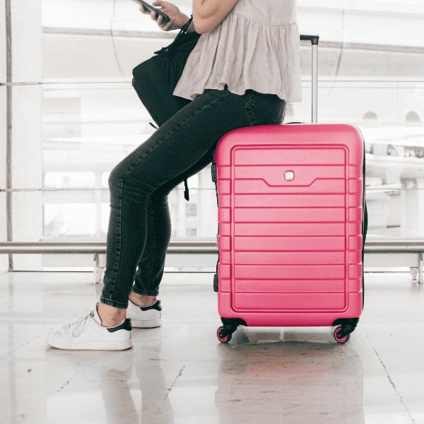 vakantiechecklist koffer inpakken