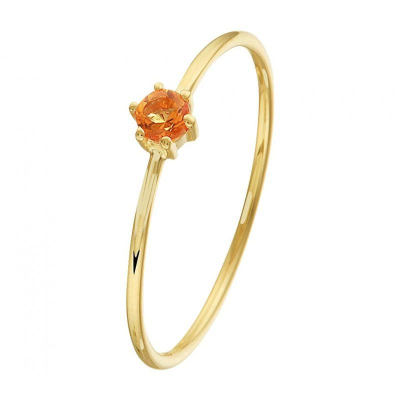 gouden ringen met edelstenen